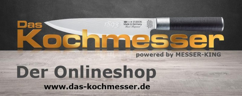 DAS-KOCHMESSER by Messer-King